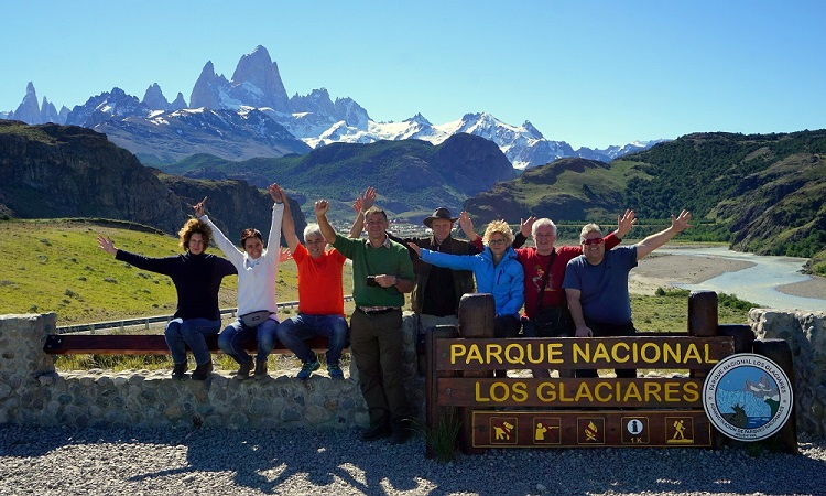 El Chaltén híres gyalogtúrái (képes blog)