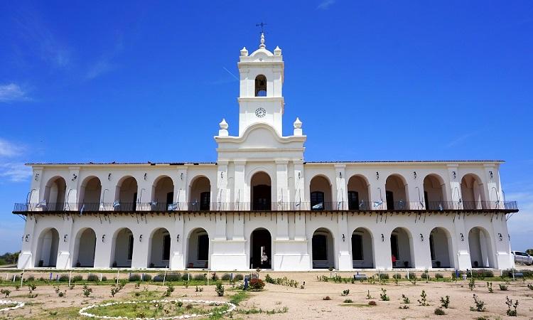 A La Punta-i pénznyelő és Közép-Argentína legrégebbi települése