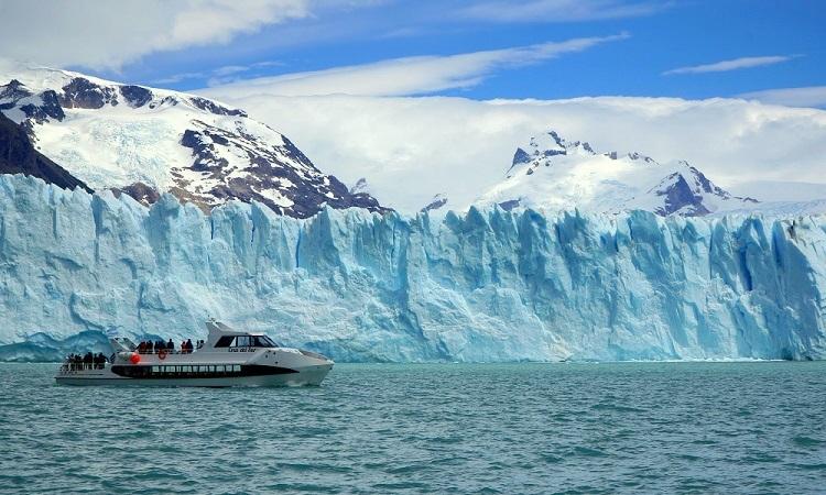 Visszatérés a Perito Moreno-gleccserhez