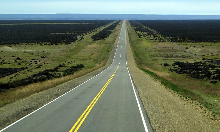 A patagón partvidék