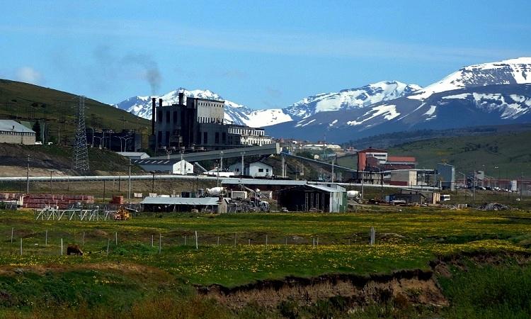 Patagónia szénbányái