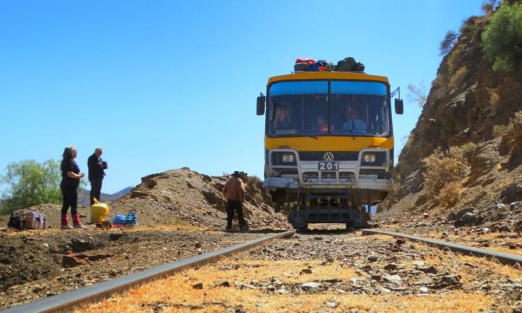 Bolívia legfurcsább közlekedési eszköze