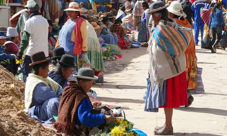 Bolíviai hidegzuhany