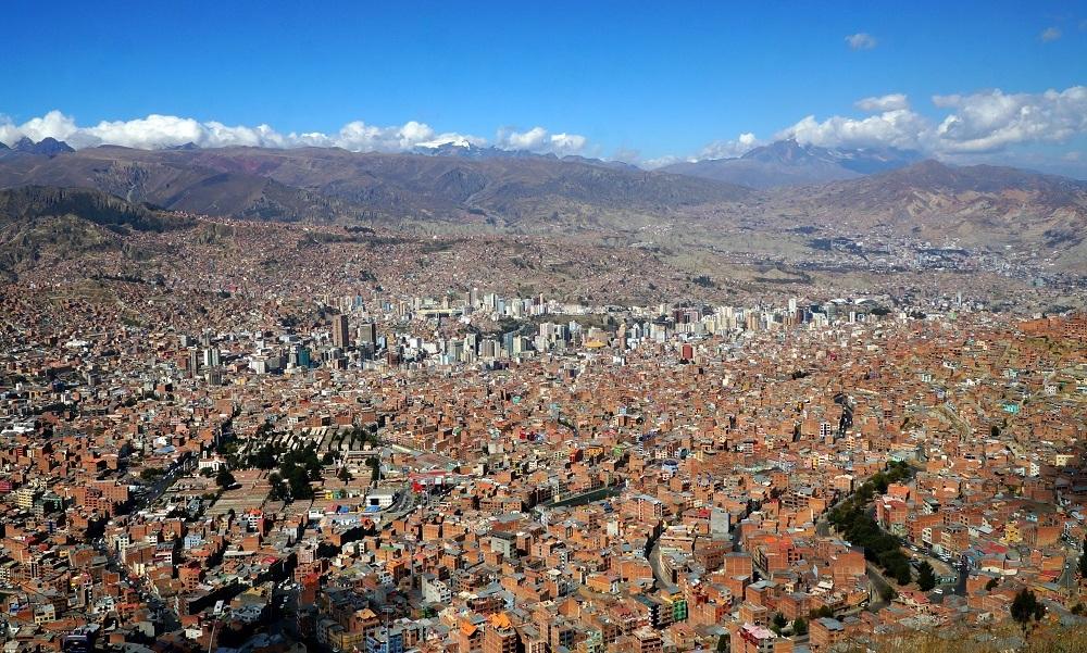 A Föld legmagasabban fekvő fővárosa nem is főváros