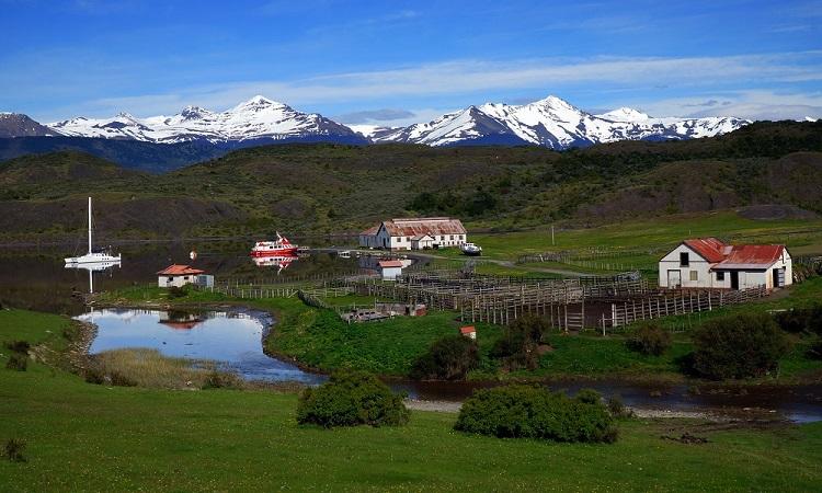 A Torres del Paine árnyoldala