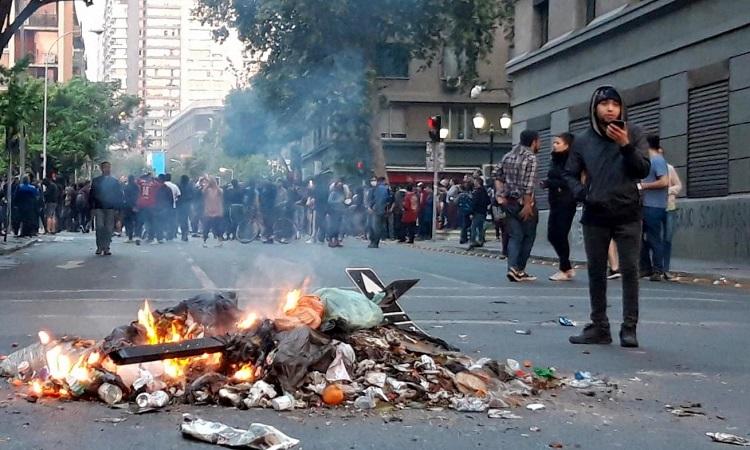 Mit kíván a chilei nemzet?
