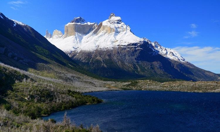 Fizess, nézd a tájat és kussolj! Isten hozott a Torres del Painénál!