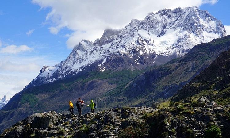 Torres del Paine - Lago Grey (képes blog)