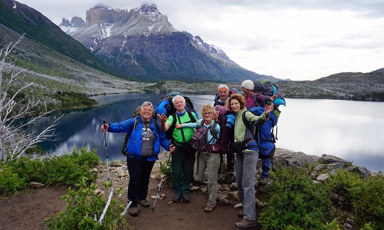 Torres del Paine - Valle Francés (képes blog)
