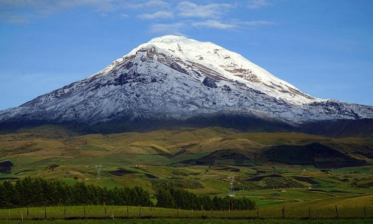 A fenséges Chimborazo (képes blog)