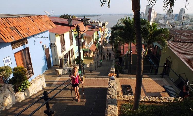 Guayaquil, Ecuador legnagyobb városa