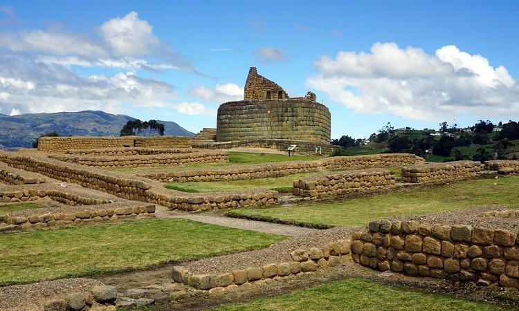 Ingapirca, az inka fal (képes blog)