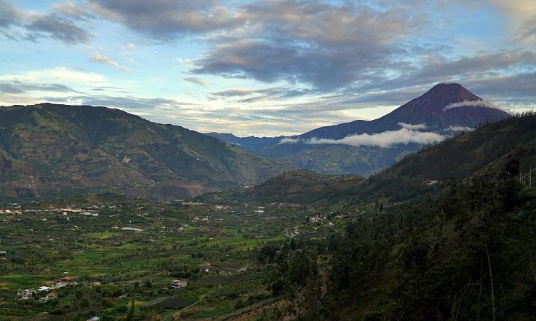 A Tungurahua árnyékában