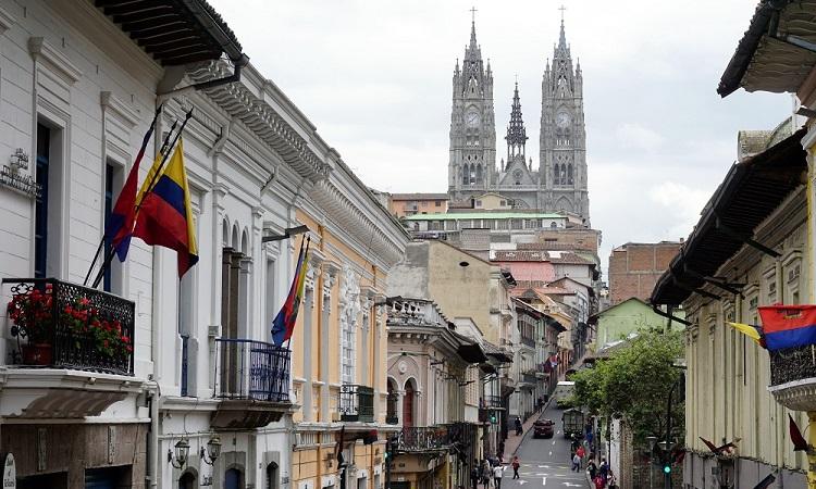A csodálatos Quito (képes blog)