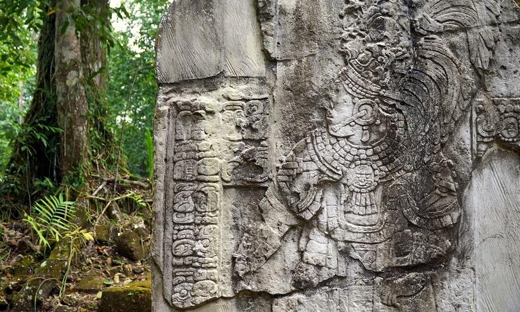Aguateca, a magára hagyott maja város