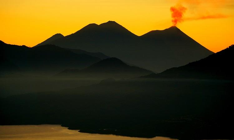 Közép-Amerika legszebb napfelkeltéje