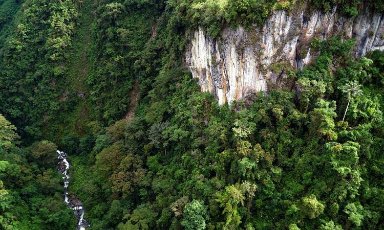 A Combeima-kanyon