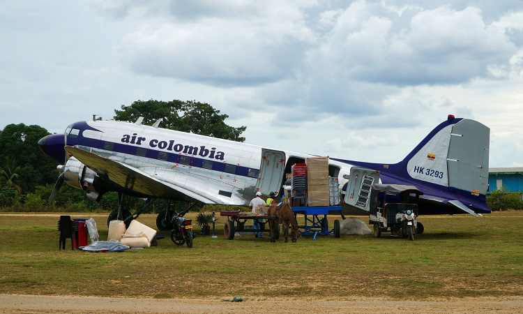 La Macarena, Kolumbia legdrágább városa
