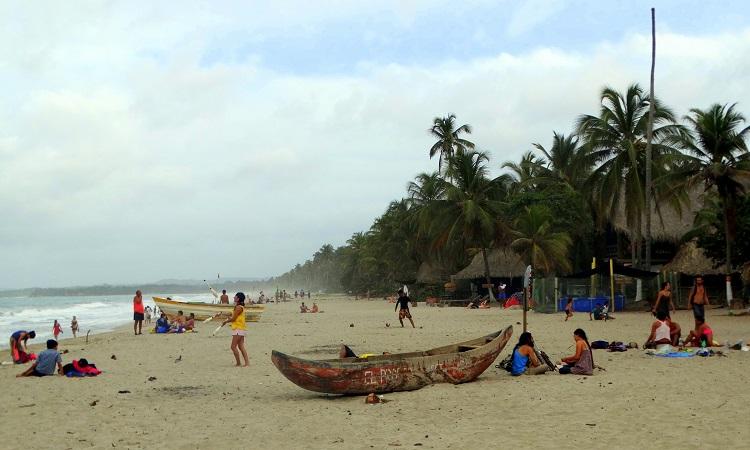 Milliomos hippik lepik el Kolumbiát