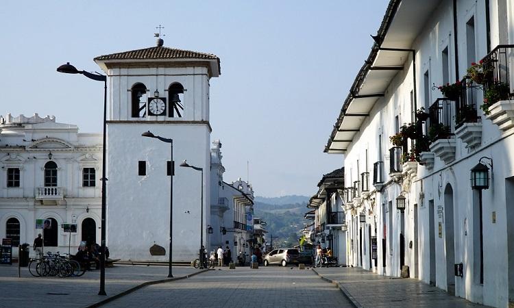 Popayán, a fehér város (képes blog)
