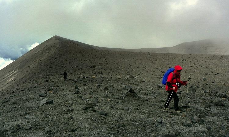 Puracé-vulkán - egy könnyű 4000-es