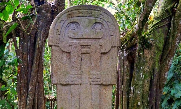 San Agustín (képes blog)