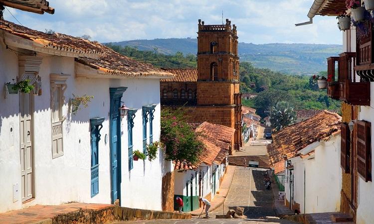A San Gil környéki látnivalók (képes blog)