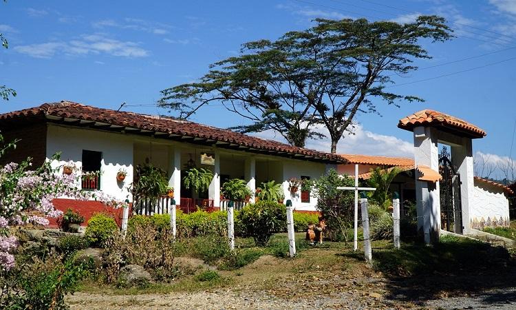 Suaita, Santander leggazdagabb völgye