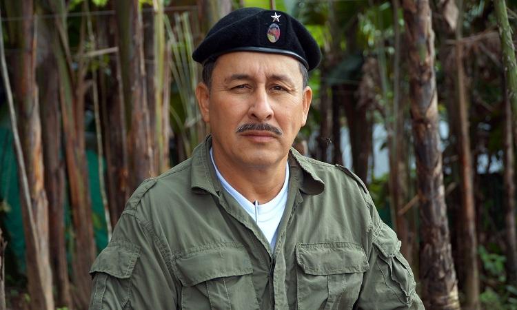 Vendégségben a kolumbiai gerilláknál