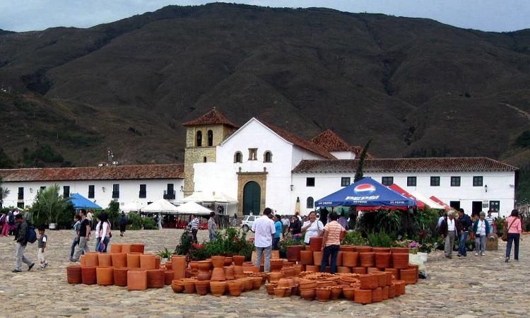 Villa de Leyva és környéke