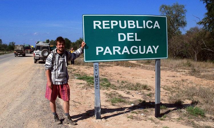 Pumát ettem Paraguayban