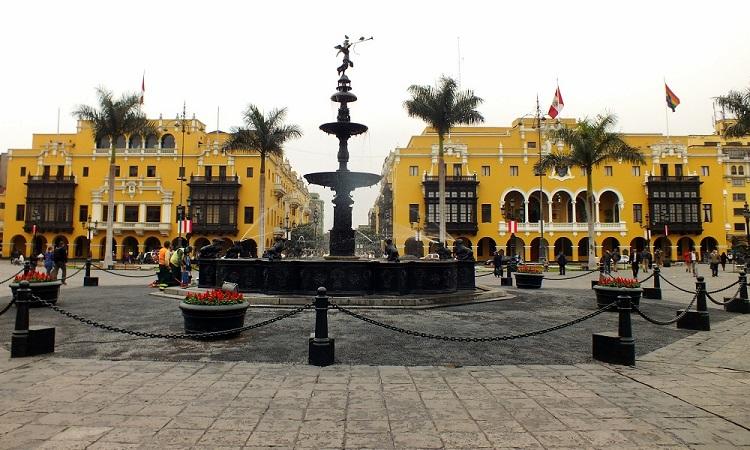 Lima és a perui kürtős kalács