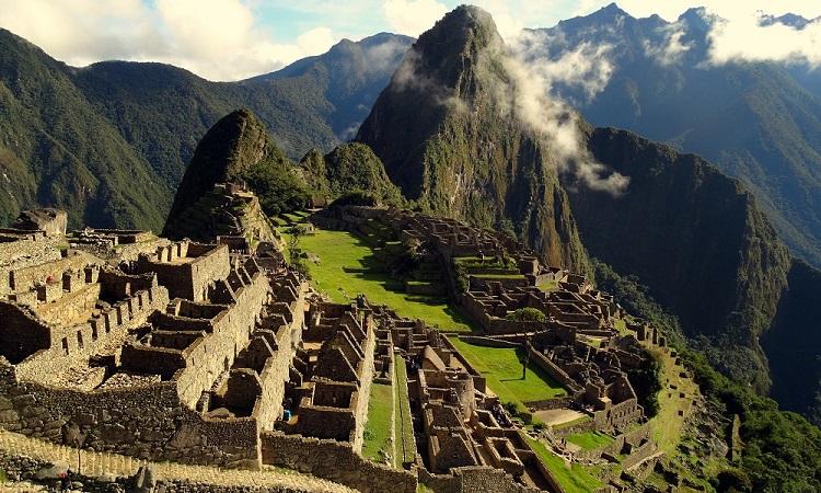 Machu Picchu, a turistacsapda