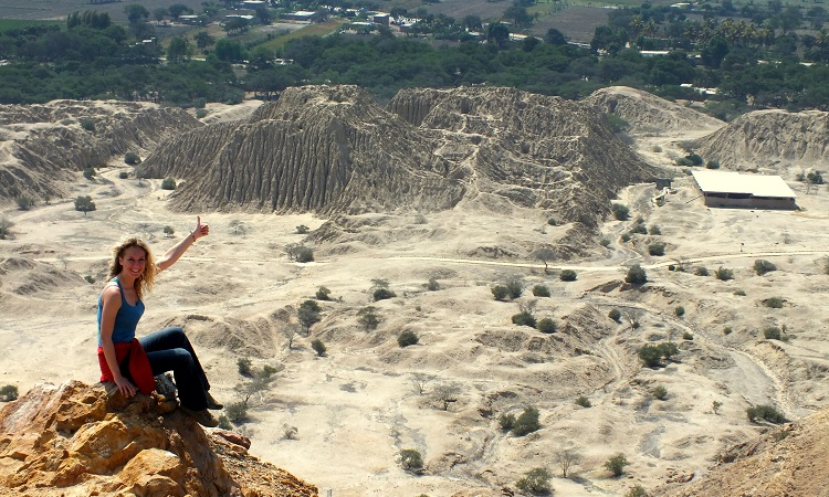 Túcumei piramisok és menekülés Tumbesből