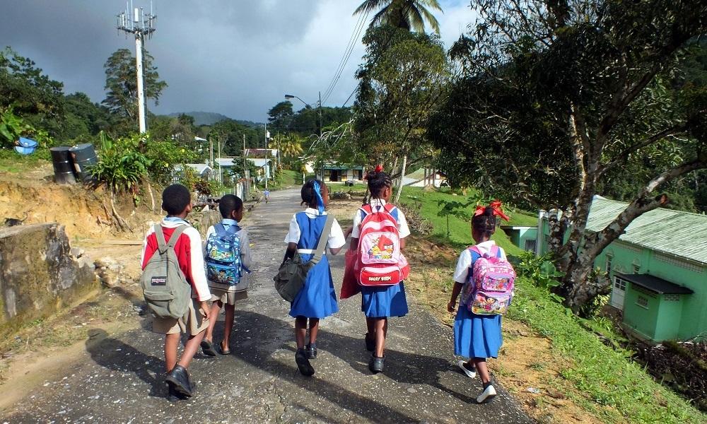 Trinidad egy más világ