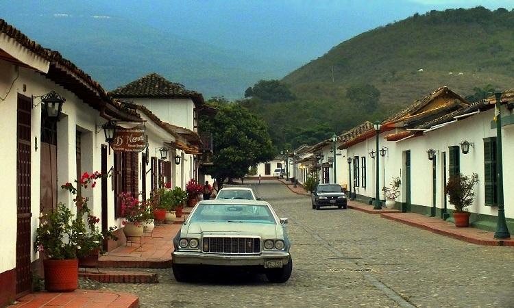 Venezuela legszebb települése és a marhalábszár-pálinka