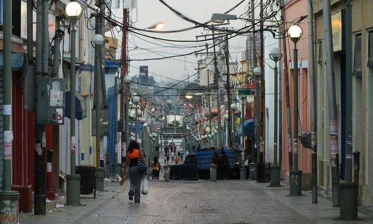 A venezuelai városok veszélyesek