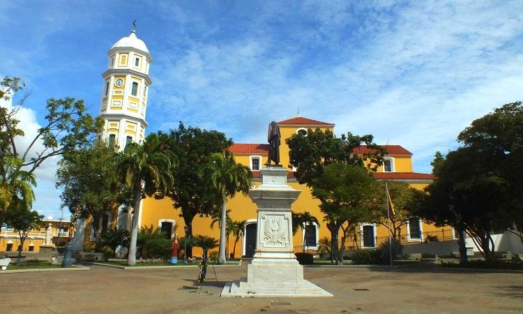 Ciudad Bolívar, a kihalt város