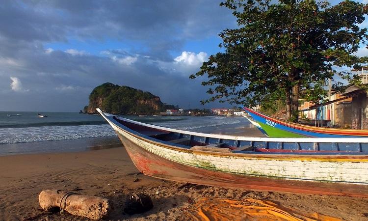 A föld legkisebb fővárosa és Venezuela drogkikötője