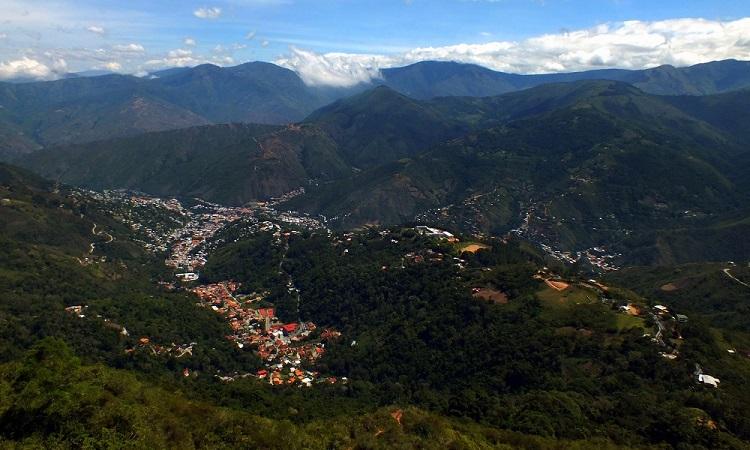 A venezuelai Andok ismeretlen falvai