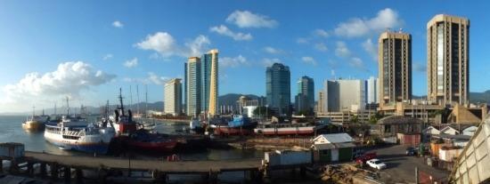 Trinidad és Tobago, a majdnem Dubai