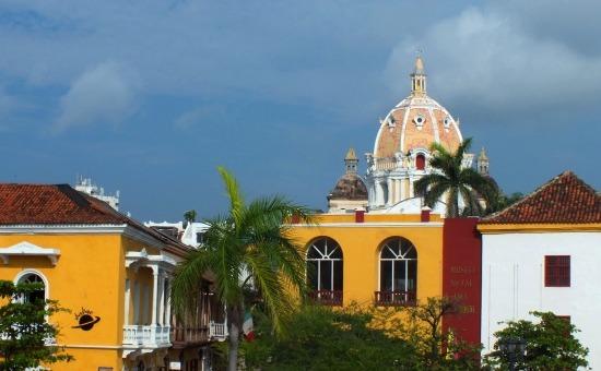 Cartagena és Kolumbia legszebb strandja