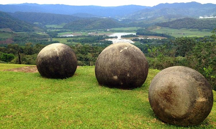 A Costa Rica-i misztikus kőgolyók