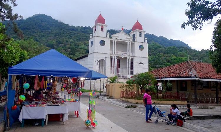 Pénz nélkül El Salvadorban