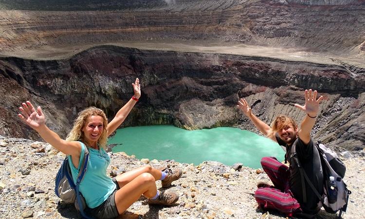 Közép-Amerika legszebb vulkánja