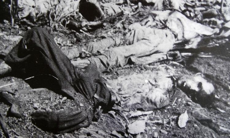 Az El Mozote-i mészárlás