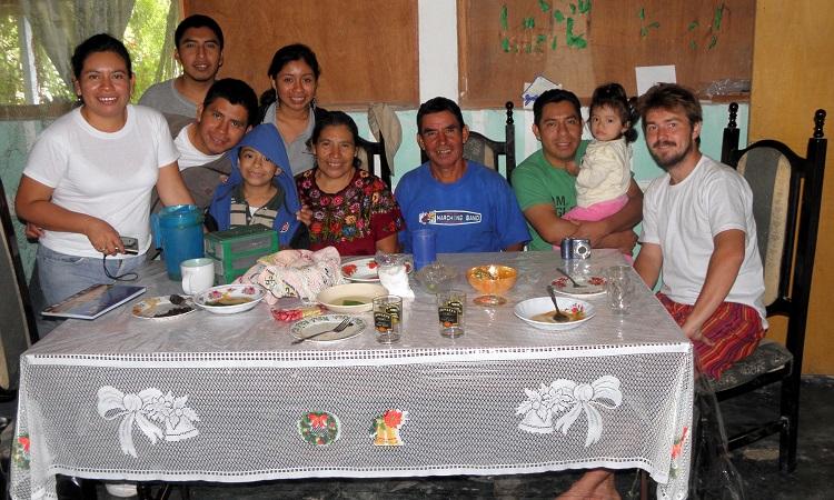 Hazatérés Guatemalába