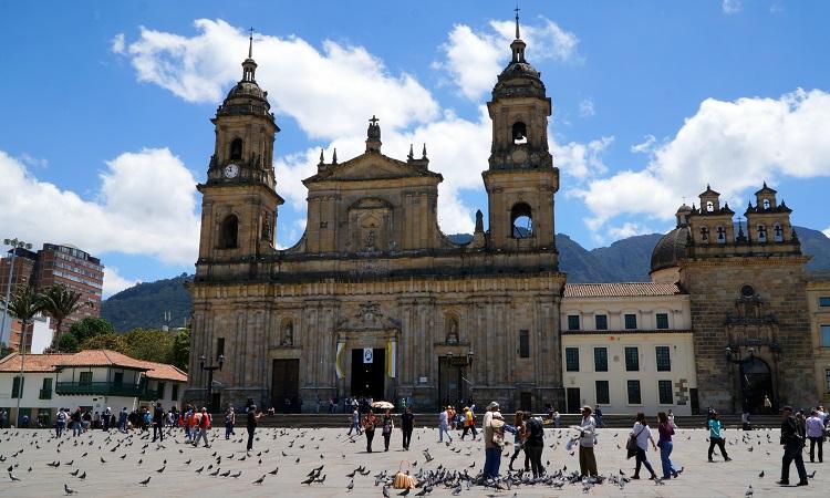 Bogotá még mindig egy tök jó város