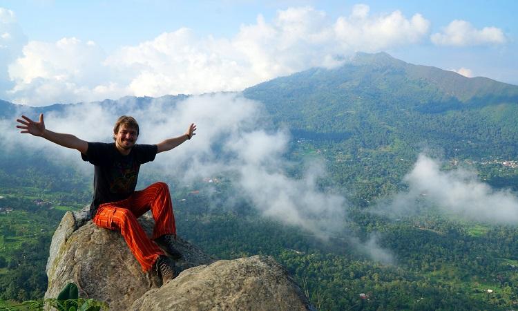 A panche indiánok szent hegye