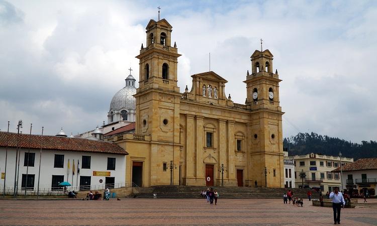 Chiquinquirá, Kolumbia legszentebb városa